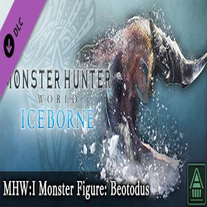 MHWI Monster Figure Beotodus