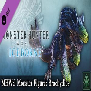 MHWI Monster Figure Brachydios