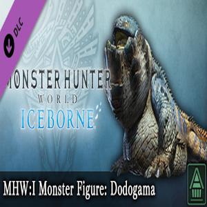 MHWI Monster Figure Dodogama