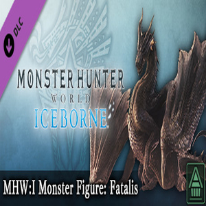 MHWI Monster Figure Fatalis
