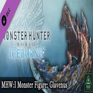 MHWI Monster Figure Glavenus