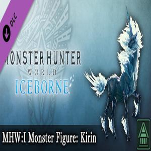 MHWI Monster Figure Kirin