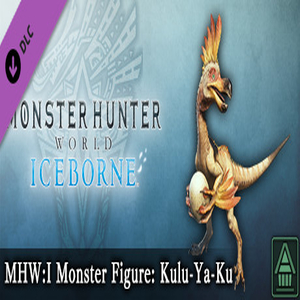 MHWI Monster Figure Kulu-Ya-Ku