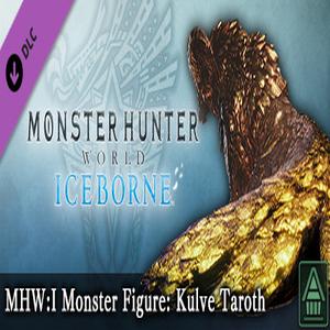 MHWI Monster Figure Kulve Taroth