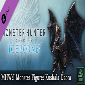 MHWI Monster Figure Kushala Daora