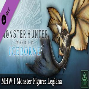 MHWI Monster Figure Legiana