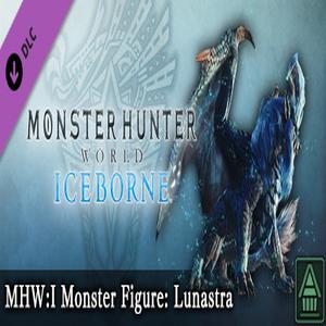 MHWI Monster Figure Lunastra