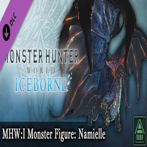MHWI Monster Figure Namielle