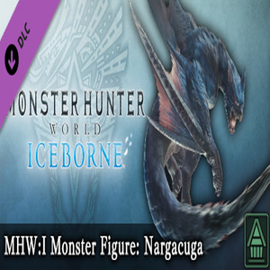 MHWI Monster Figure Nargacuga