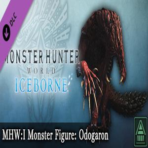 MHWI Monster Figure Odogaron