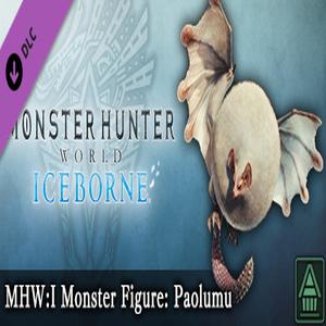 MHWI Monster Figure Paolum