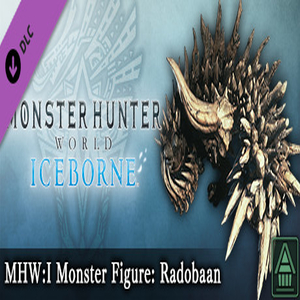 MHWI Monster Figure Radobaan