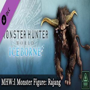 MHWI Monster Figure Rajang
