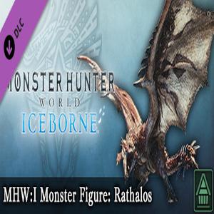 MHWI Monster Figure Rathalos