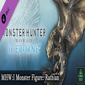 MHWI Monster Figure Rathian