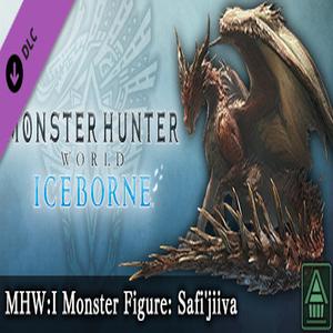 MHWI Monster Figure Safi'jiiva
