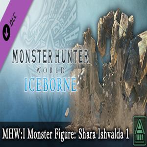 MHWI Monster Figure Shara Ishvalda 1