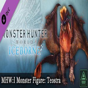 MHWI Monster Figure Teostra