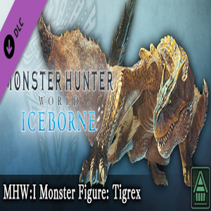 MHWI Monster Figure Tigrex