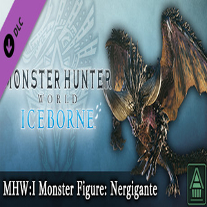 MHWI Monster Figure Nergigante