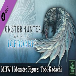 MHWI Monster Figure Tobi-Kadachi