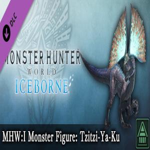 MHWI Monster Figure Tzitzi-Ya-Ku