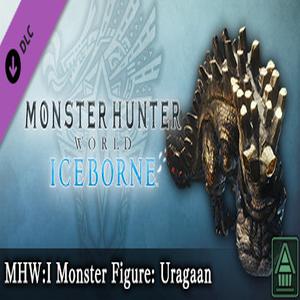 MHWI Monster Figure Uragaan