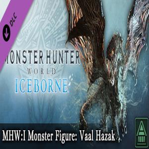 MHWI Monster Figure Vaal Hazak