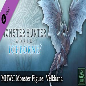 MHWI Monster Figure Velkhana
