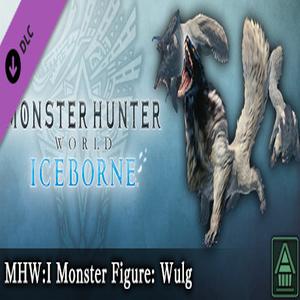 MHWI Monster Figure Wulg