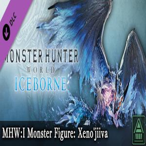MHWI Monster Figure Xeno'jiiv