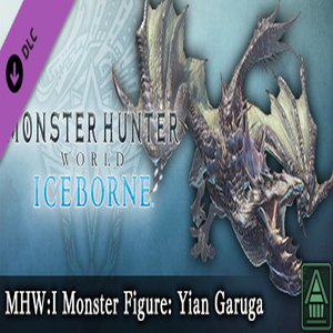 MHWI Monster Figure Yian Garuga
