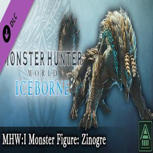MHWI Monster Figure Zinogre