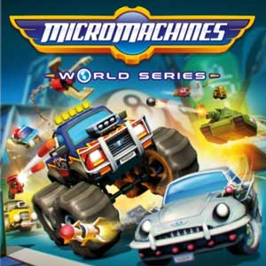 Buy Micro Machines World Series PS4 Game Code Compare Prices