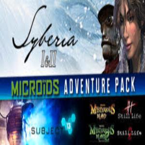 Microids Adventure Pack
