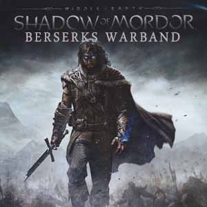 Middle Earth Shadow of Mordor Berserks Warband