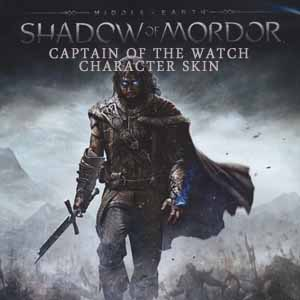 Middle Earth Shadow of Mordor Captain of the Watch Character Skin