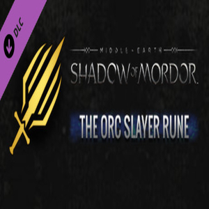 Middle-earth Shadow of Mordor Orc Slayer Rune