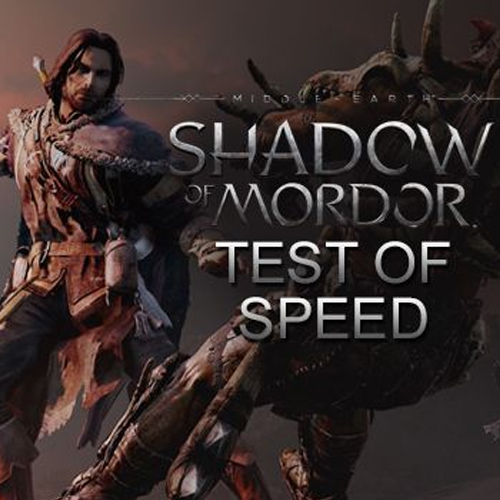 Buy Middle-earth Shadow of Mordor Test of Speed CD Key Compare Prices