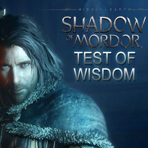 Middle-earth Shadow of Mordor Test of Wisdom