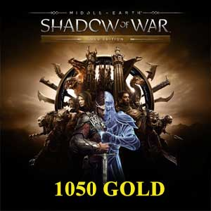Buy Middle-Earth Shadow of War 1050 Gold Xbox One Code Compare Prices