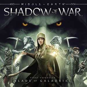 Middle-Earth Shadow Of War Blade Of Galadriel