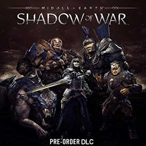 Middle-Earth Shadow of War Preorder DLC