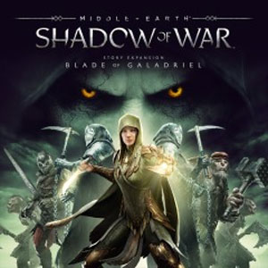 Middle-earth Shadow of War The Blade of Galadriel Story Expansion