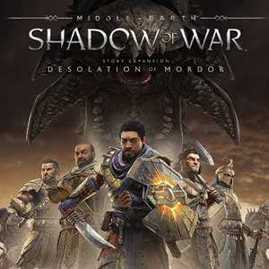Middle-earth Shadow of War The Desolation of Mordor