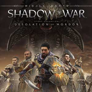 Middle-Earth Shadow of War The Desolation of Mordor Expansion