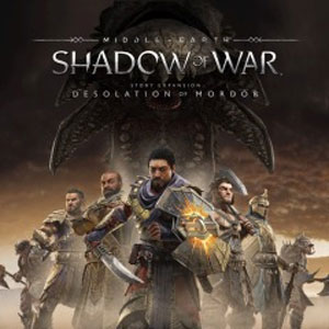 Middle-earth Shadow of War The Desolation of Mordor Story Expansion