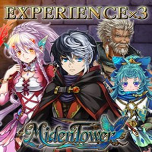 Buy Miden Tower Experience x3 Nintendo Switch Compare Prices