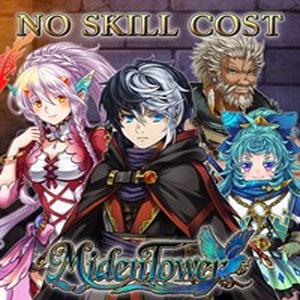Miden Tower No Skill Cost