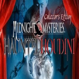 Midnight Mysteries 4 Haunted Houdini